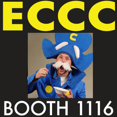 Seattle! I m at ECCC this weekend!