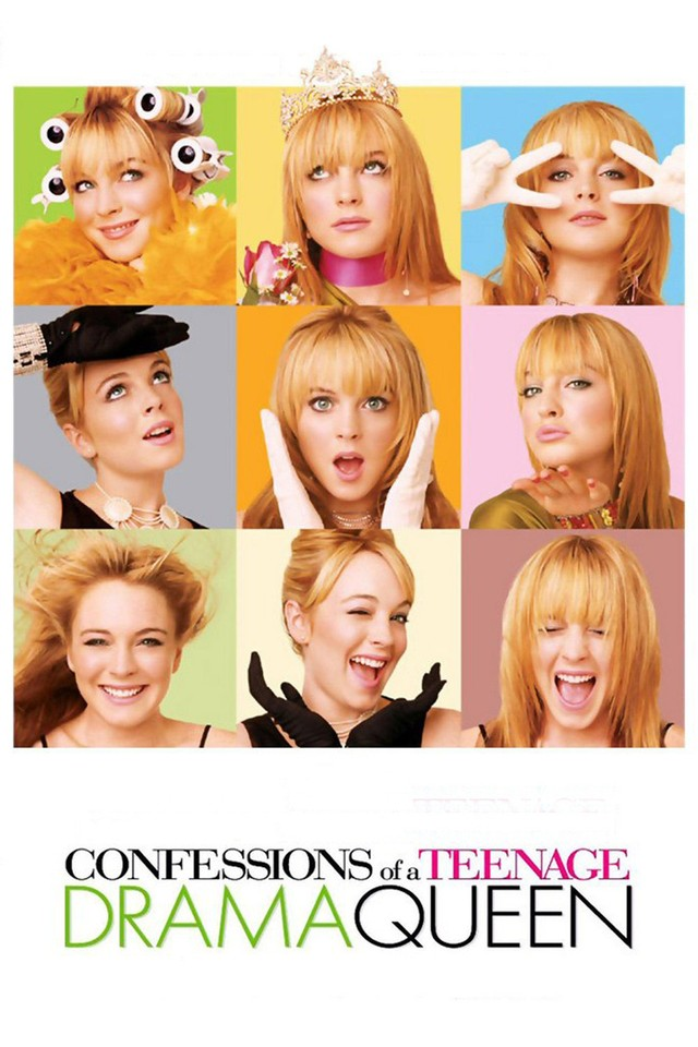 Shelfworthy | Movies | Confessions of a Teenage Drama Queen