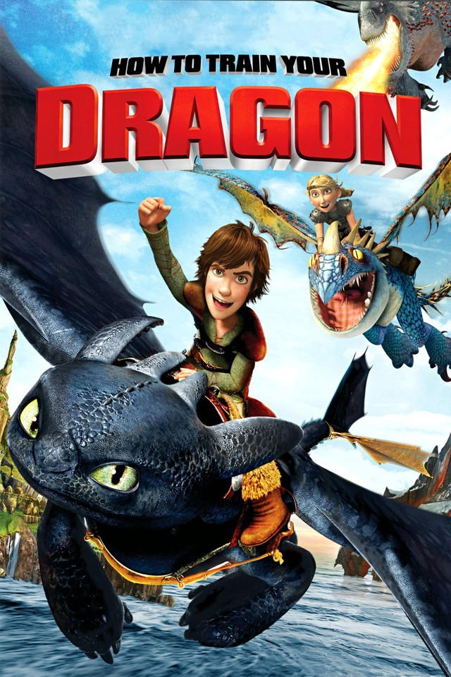 Re: Jak vycvičit draka / How to Train Your Dragon (2010)