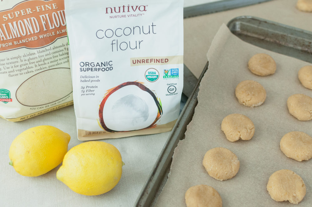gluten free dairy free lemon cookie recipe