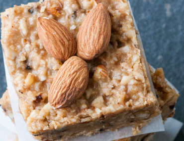 almond walnut coconut protein bar recipe gluten free