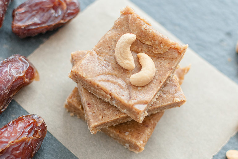 cashew snack bar recipe blog shinewithjl