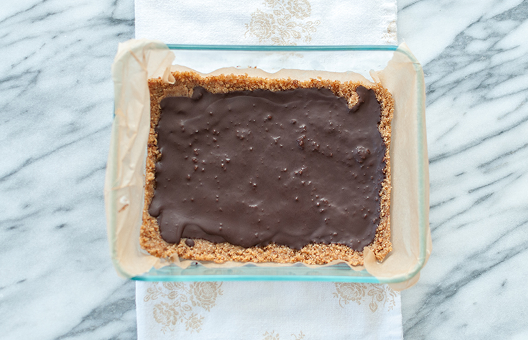 gluten free dairy free chocolate almond protein bar recipe shinewithjl