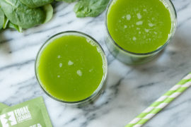 green tea healthy skin juice recipe shine with jl