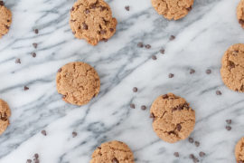 paleo gluten free dairy free chocolate chip cookie recipe