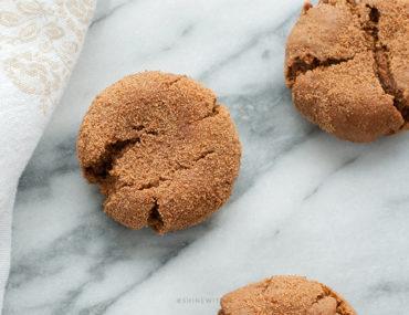 gluten free fall dessert recipes gingersnaps