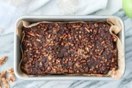 apple cinnamon walnut coffee cake recipe shinewithjl