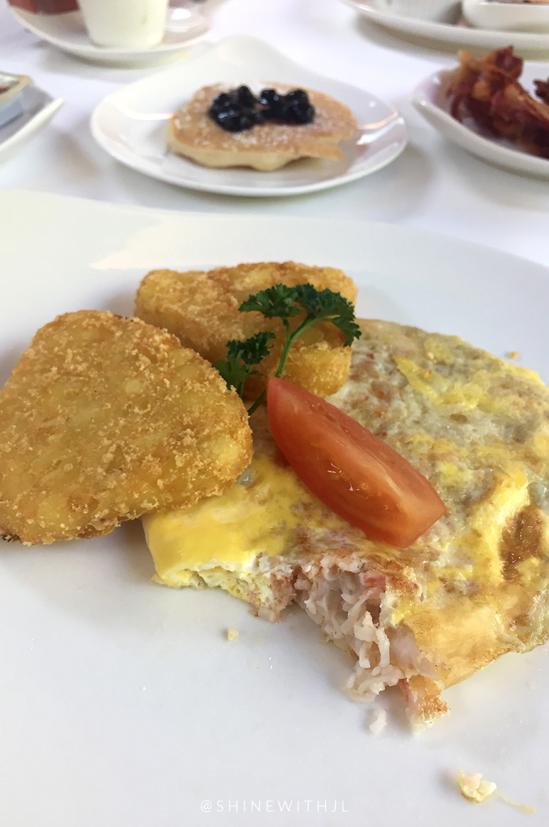 gluten free lobster omelette hash browns sandals resort lasource grenada