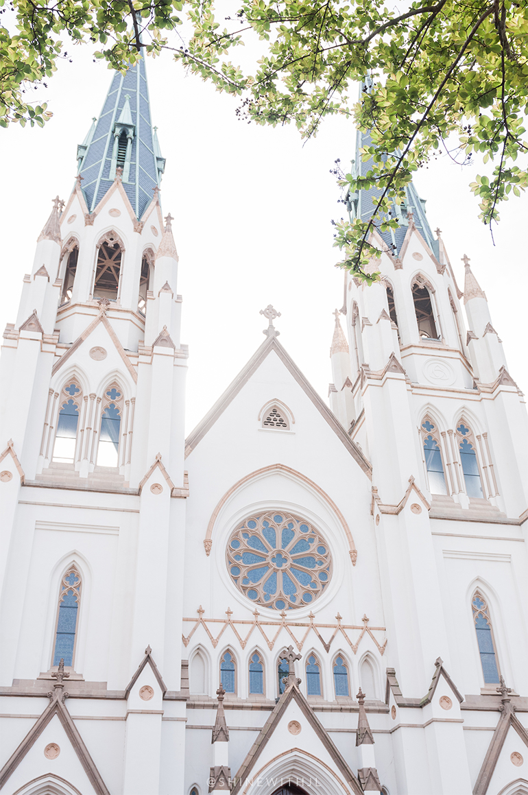 st johns cathedral top things to do savannah