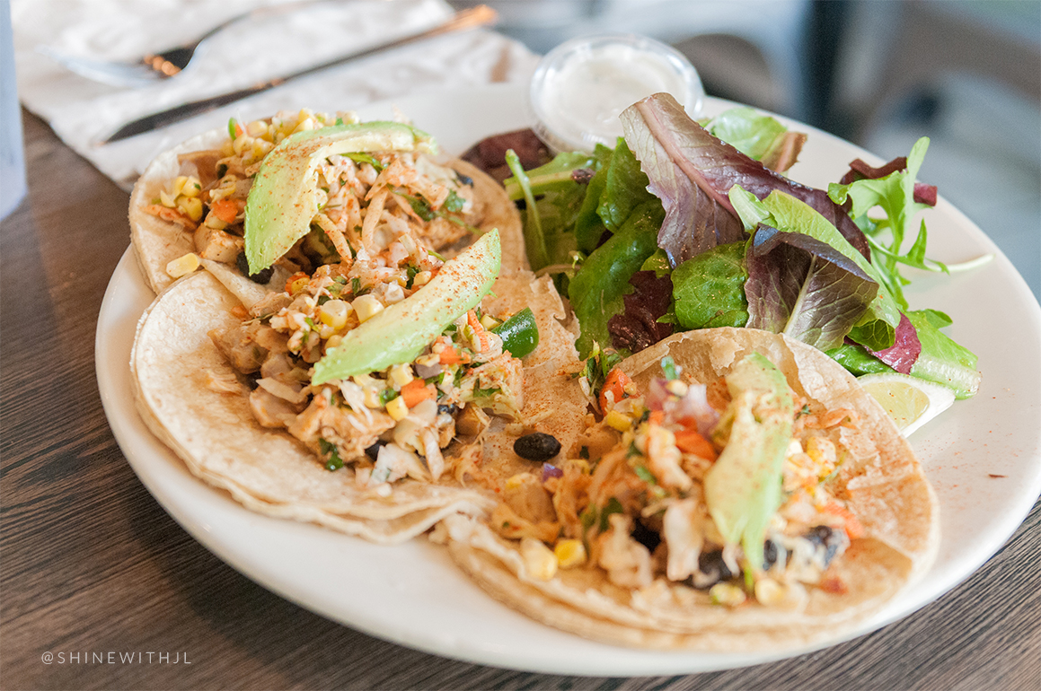 gluten free roasted lime chicken tacos kayak kafe savannah