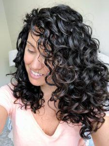Wash Day Curls