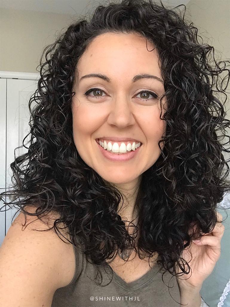 devacut medium curly hair