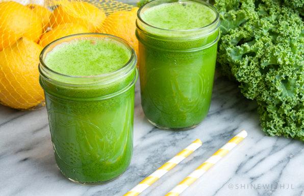 extra green healthy juice recipe