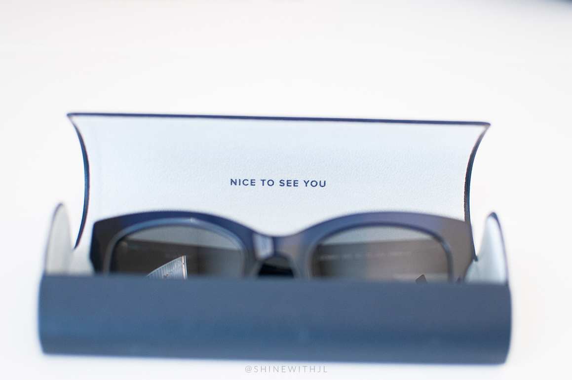 warby parker nice to see you glasses case