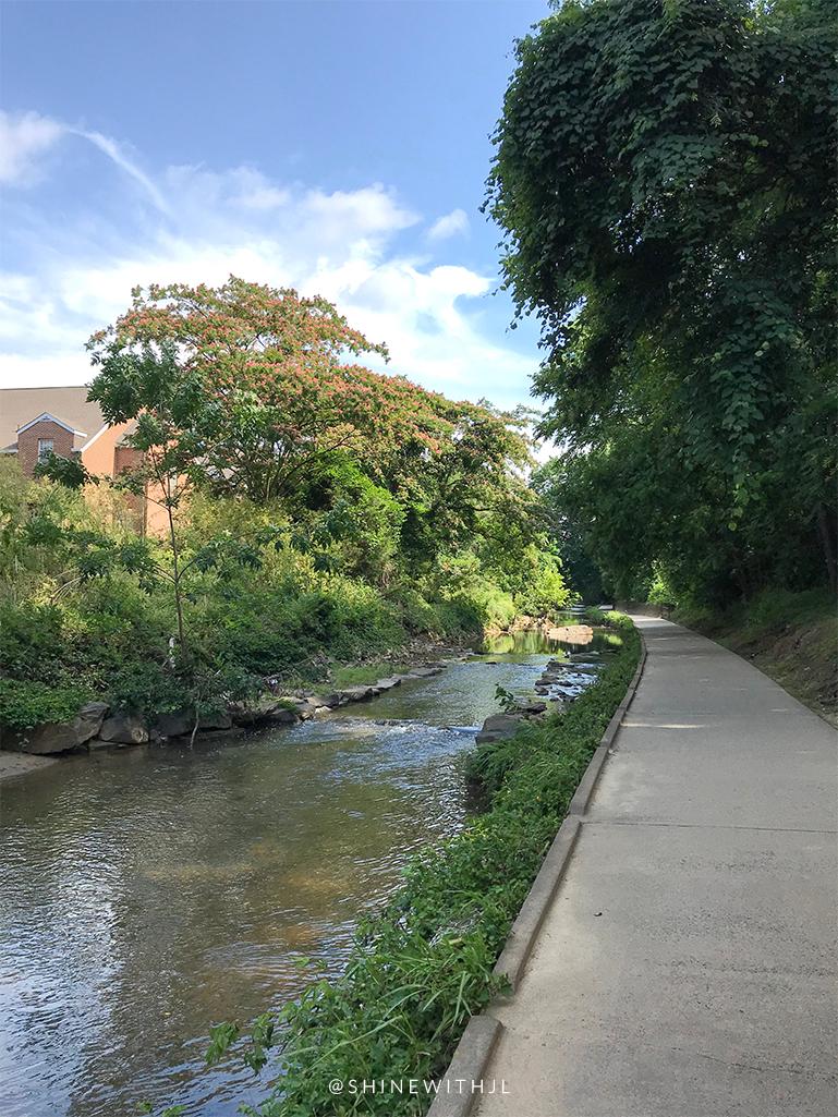 little sugar creek greenway charlotte nc