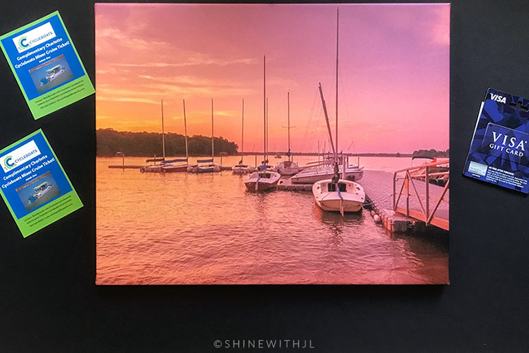 jennifer leigh adams wins lake norman photography contest