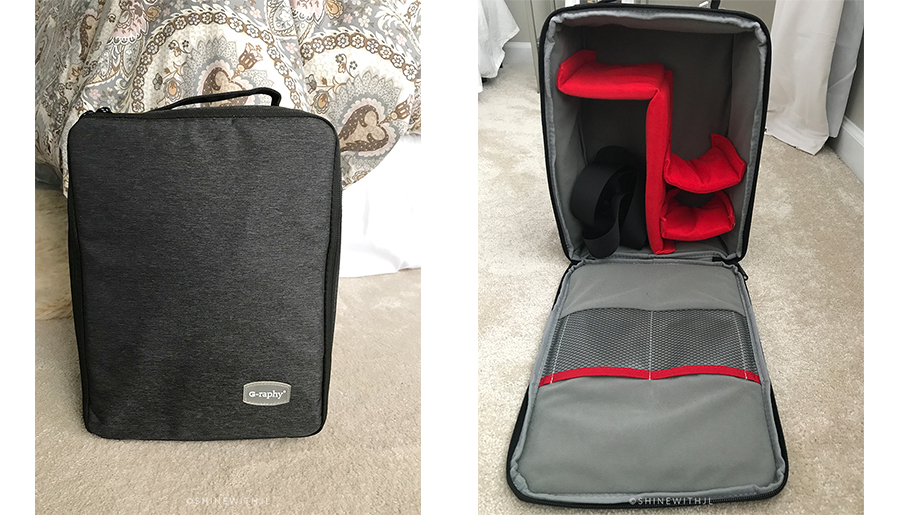 10 Reasons to Love This Travel Camera Insert Bag