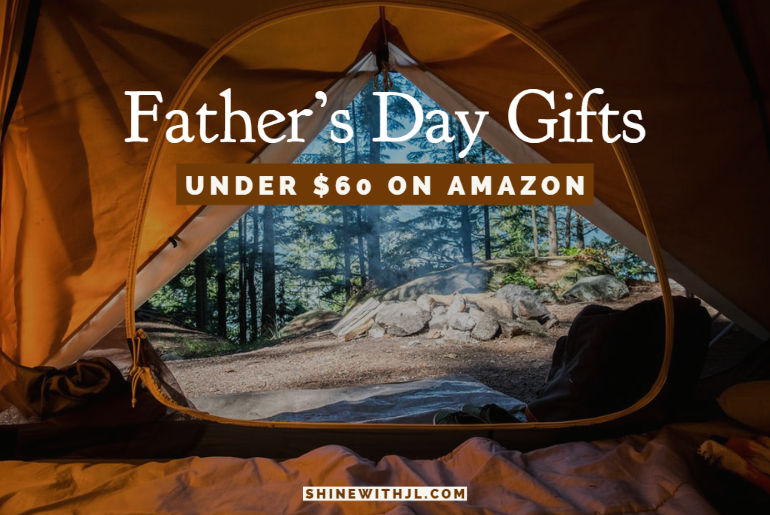 Gift Ideas for Dad Under $60 on Amazon