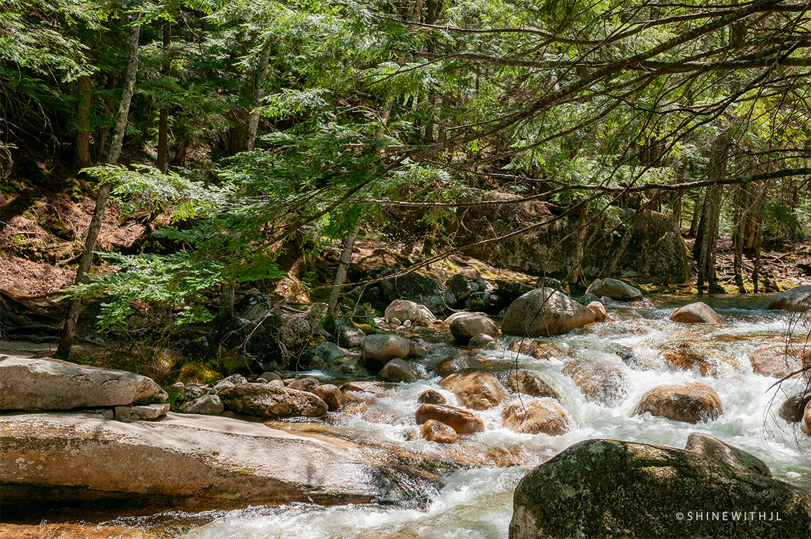 sabbaday falls water shine with jennifer leigh