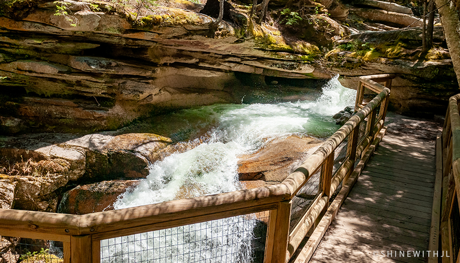 Where to Cool Off in NH: Kancamagus Highway