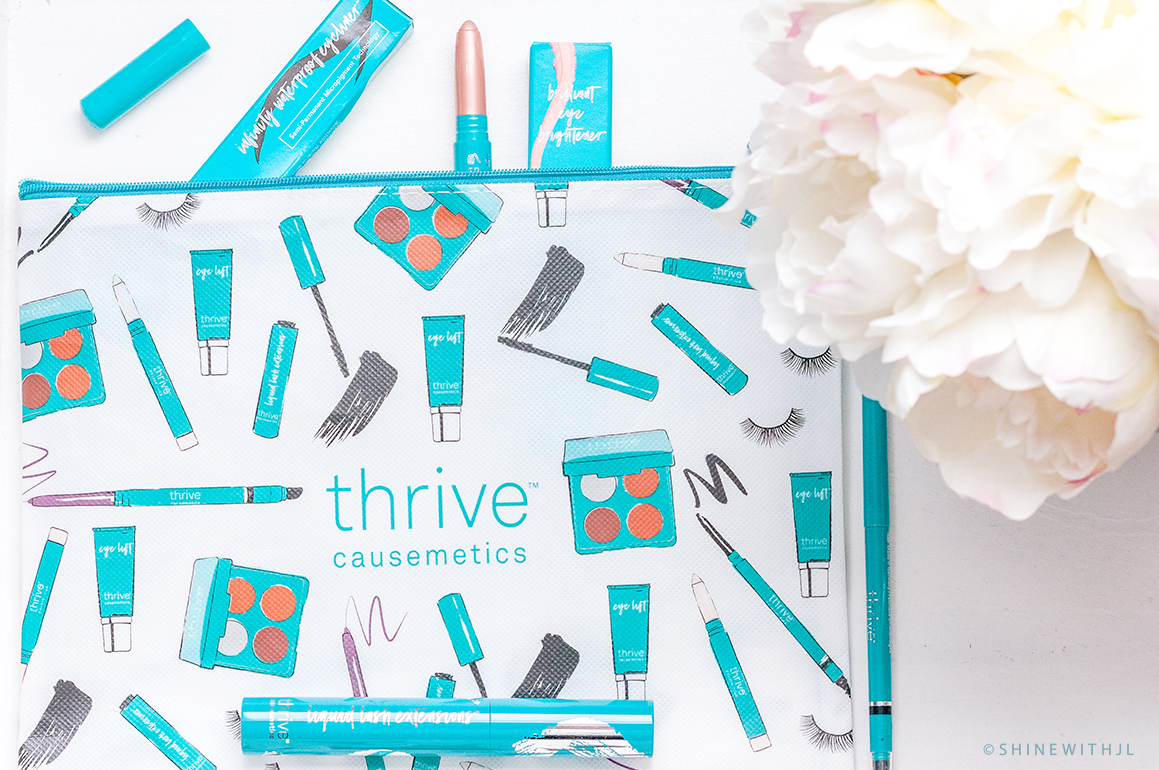 thrive causemetics review liquid lash extensions