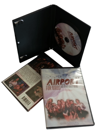 Airport For Birds DVD