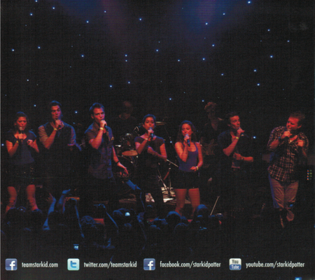 StarKid's SPACE Tour (Live Concert Album) Back