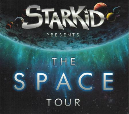 StarKid's SPACE Tour (Live Concert Album) Front