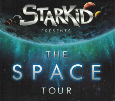 *SALE* StarKid's SPACE Tour (Live Concert Album)