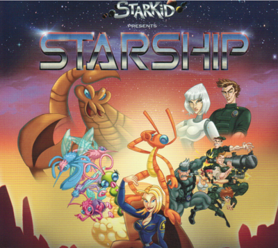 *SALE* StarKid's Starship (Original Cast Album)