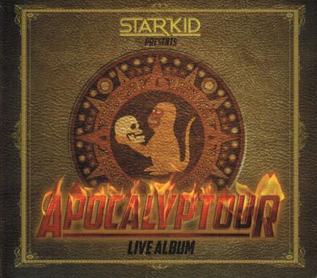 StarKids Apocalyptour (Live Concert Album) Front