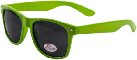 StarKid Sunnies Lime Green