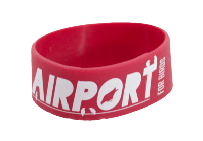 Airport for Birds Jelly Bracelet