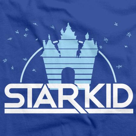 StarKid '2D' Logo Royal Blue thumbnail