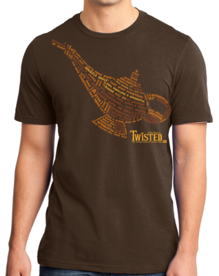 StarKid Twisted Lamp Logo T-shirt