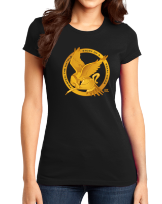 StarKid Twisted /Hunger Games Mashup T-shirt