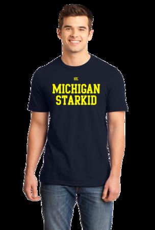 Michigan Starkid Standard Navy Stock Model Front 1 Front