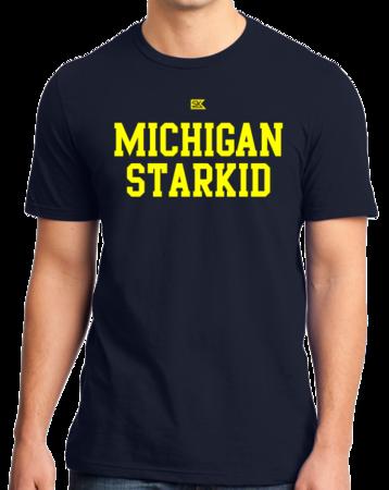 Michigan Starkid Standard Navy Stock Model Front 1 Thumb Front