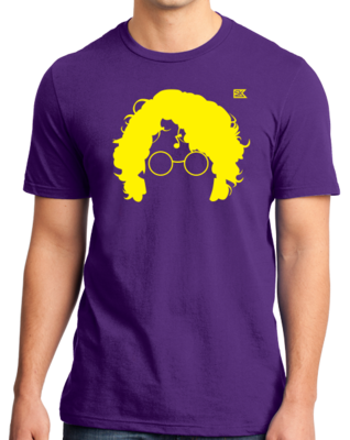StarKid Face Outline Darren/Harry T-shirt