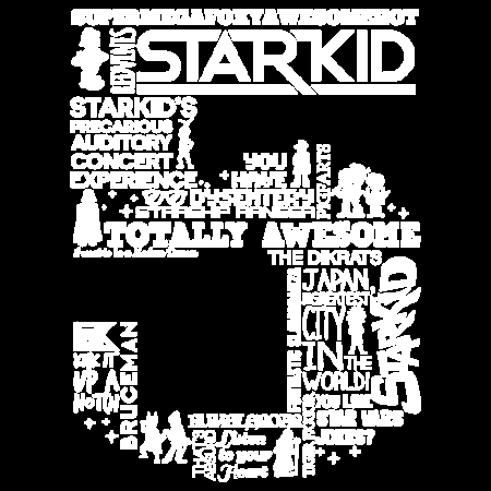 Team StarKid 5th Anniversary Sweatshirt Black thumbnail