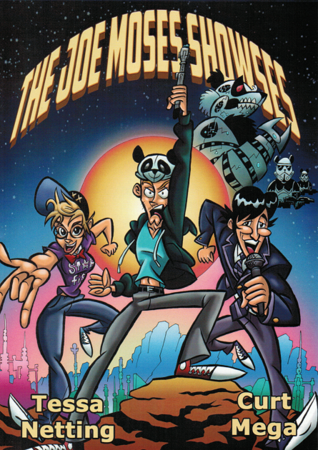 The Joe Moses Showses DVD Front