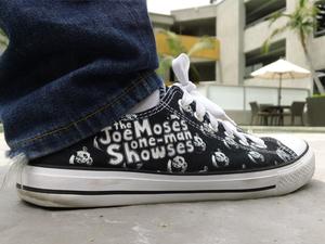 Joe Moses Panda Bear Shoes
