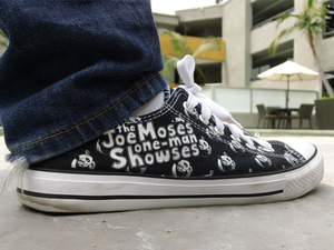 Joe Moses Panda Bear Shoes