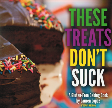 These Treats Don't Suck by Lauren Lopez Front
