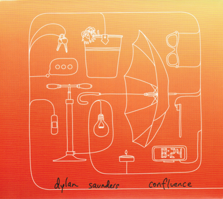 Dylan Saunders Confluence Album Front