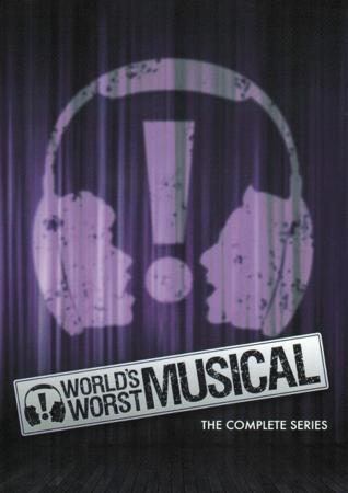World's Worst Musical DVD Front