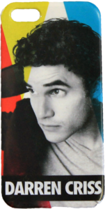 Darren Criss iPhone Case