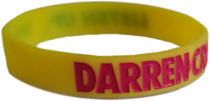 Darren Criss Listen Up Tour Bracelet