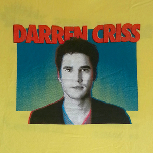 Darren Criss Listen Up Official VIP Shirt