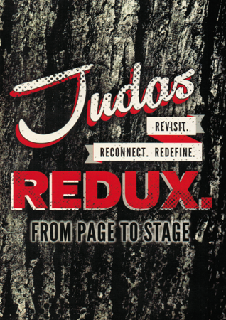 Judas Redux Documentary DVD Front